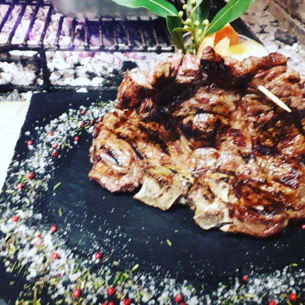 carne ai ferri vecchio campanile